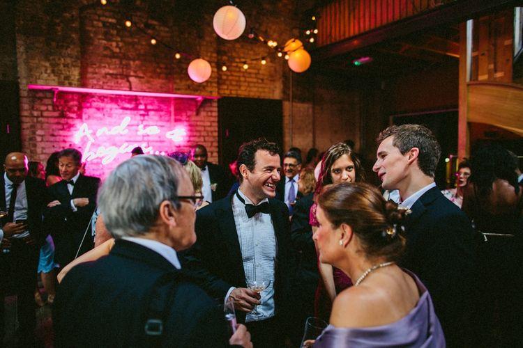 Wedding Reception At Brixton East Venue London