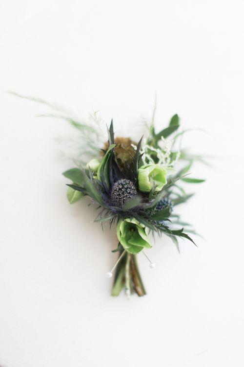Foliage Buttonhole