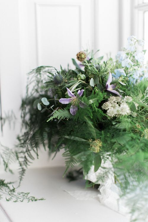 Oversized Greenery Bouquet by Frog Manchester