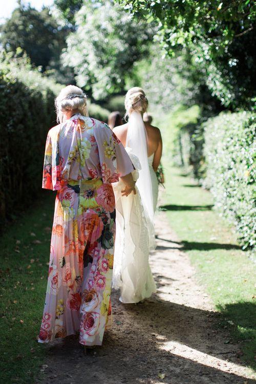 Floral Bridesmaids Dresses ASOS