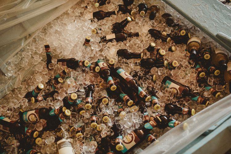 Beer Ice Bath