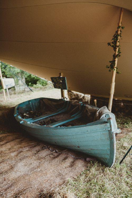 Boat Wedding Decor