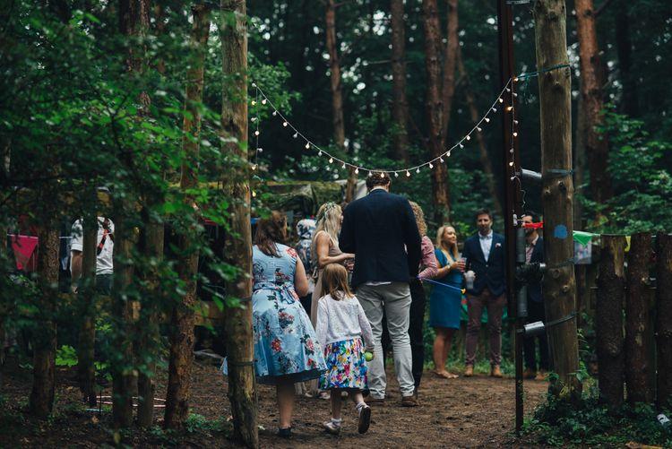 DIY Woodland Wedding in South Wales | Cat Beardsley Photography
