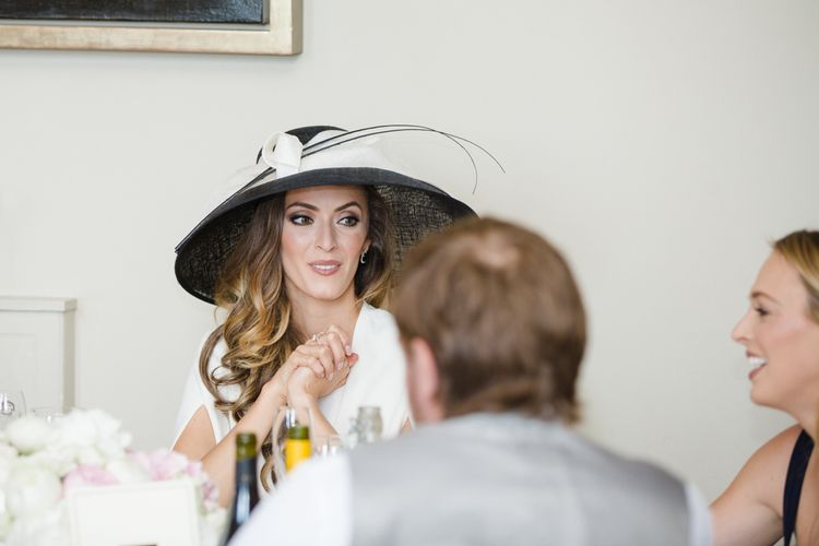 Elegant Wedding at Aynhoe Park, Oxfordshire | Lucy Davenport Photography