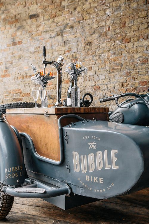 The Bubble Bike From The Bubble Bros