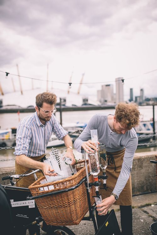 Gin On Wheels // The Travelling Gin Co. // Image By Story + Colour