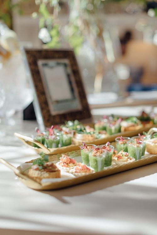 Canapes From The Pantry Edinburgh // The Wedding Shop Showroom In Edinburgh // Gift List For Weddings Scotland // Wedding Gift List Provider With Showroom // The Best Wedding Gift List