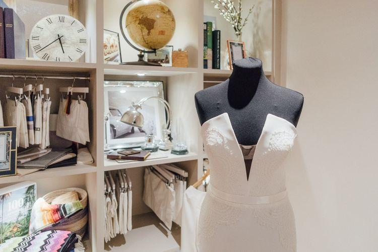 Rachel Scott Couture Wedding Dress // The Wedding Shop Showroom In Edinburgh // Gift List For Weddings Scotland // Wedding Gift List Provider With Showroom // The Best Wedding Gift List