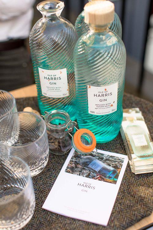Harris Gin // The Wedding Shop Showroom In Edinburgh // Gift List For Weddings Scotland // Wedding Gift List Provider With Showroom // The Best Wedding Gift List