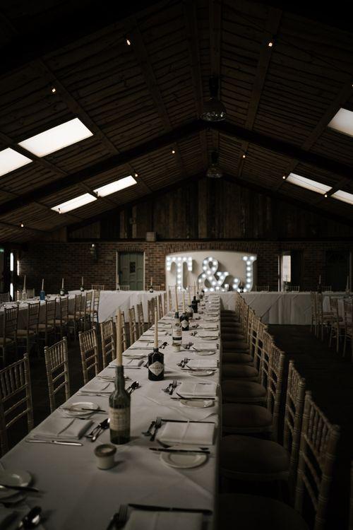 Stunning Venue | Owen House Wedding Barn | Joyce Young London | Damian Brandon