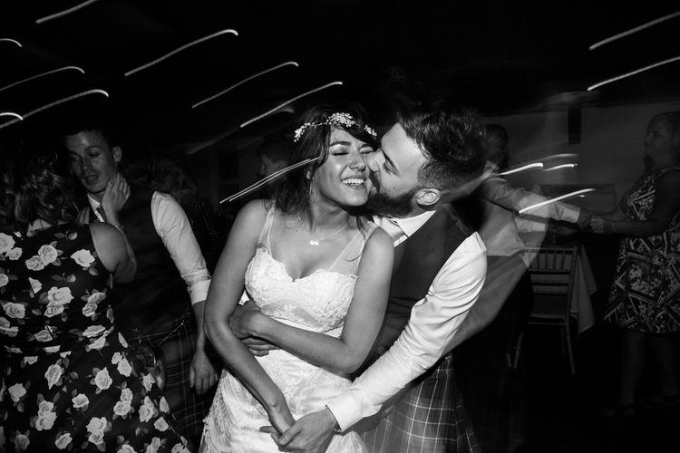 Dancing | Owen House Wedding Barn | Joyce Young London | Damian Brandon