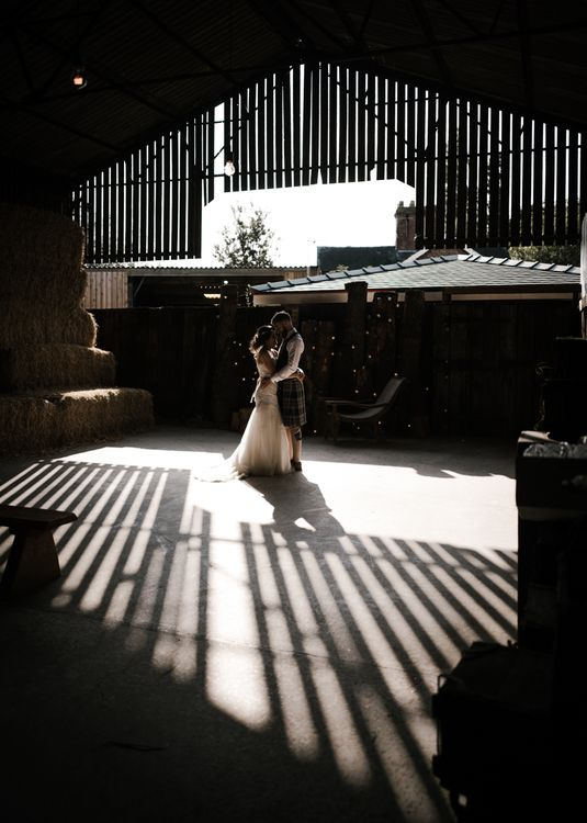 Rustic Barn | Owen House Wedding Barn | Joyce Young London | Damian Brandon