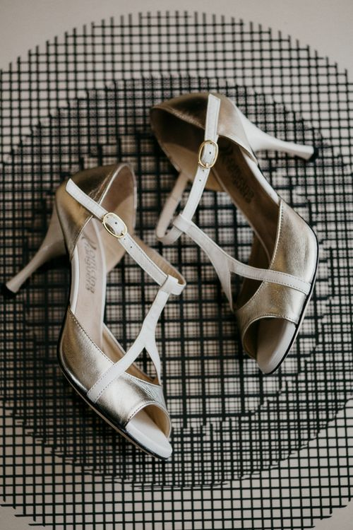 Bridal Shoes | That Day Wedding Planner | Carla Penoncelli Photography