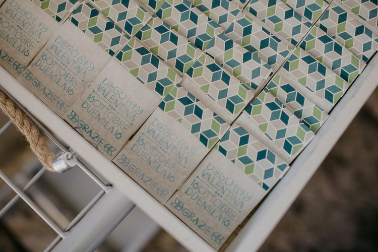 Book Wedding Favours | That Day Wedding Planner | Carla Penoncelli Photography