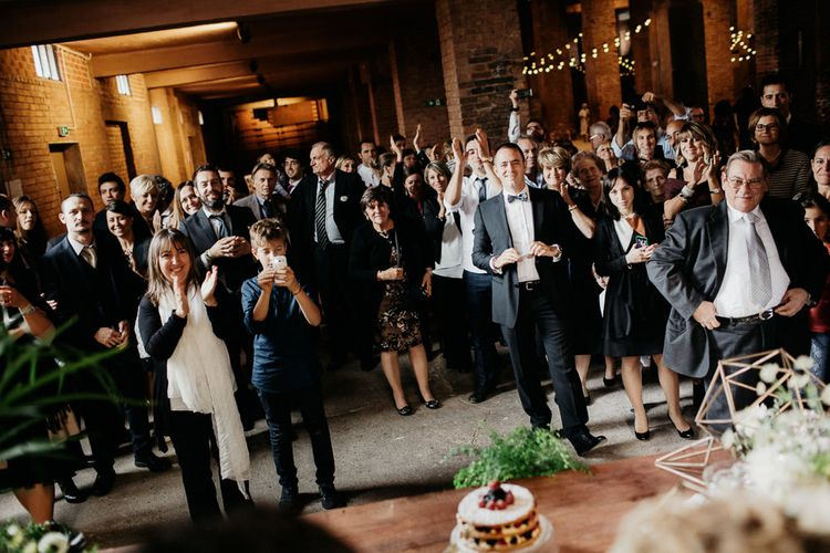 Wedding Guests | That Day Wedding Planner | Carla Penoncelli Photography