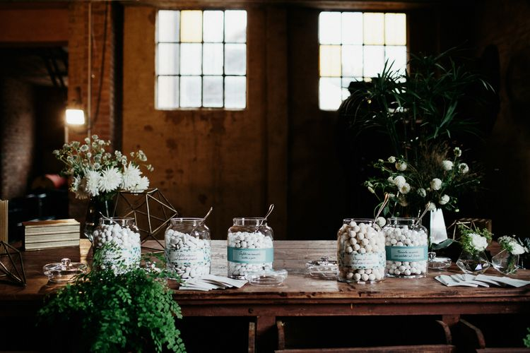 Sweet Table | That Day Wedding Planner | Carla Penoncelli Photography