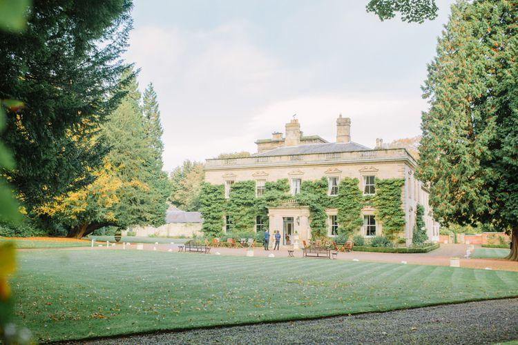 Eshott Hall, Northumberland