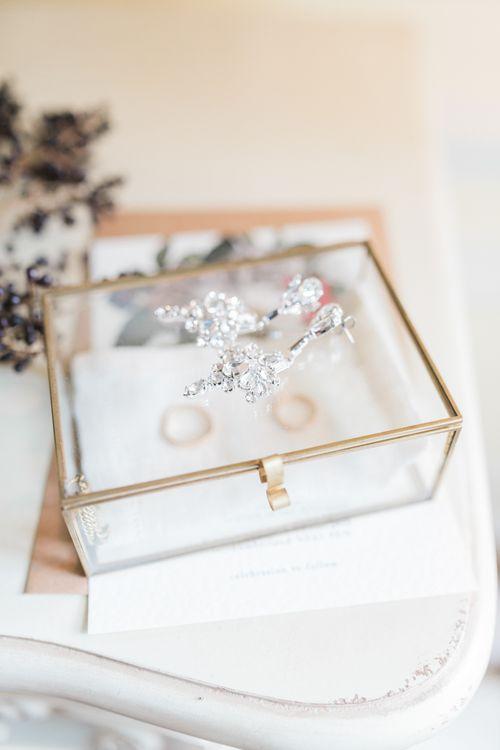 Bridal Accessories - earrings
