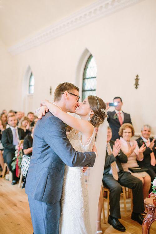 Wedding Ceremony - Kiss The Bride