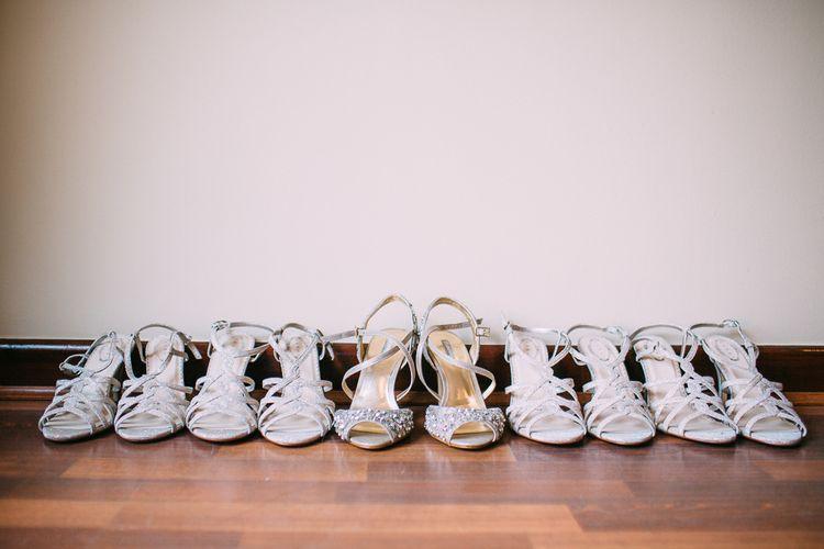 Debut at Debenhams Shoes