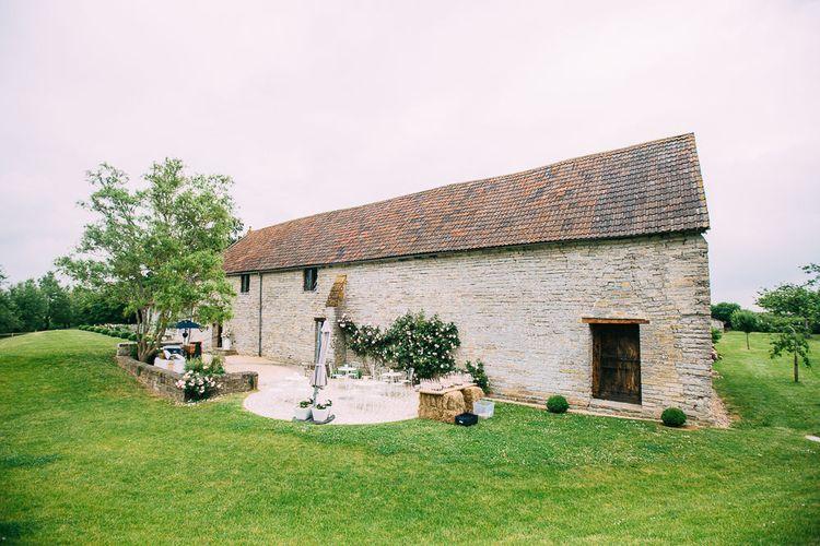 Rustic Almonry Barn