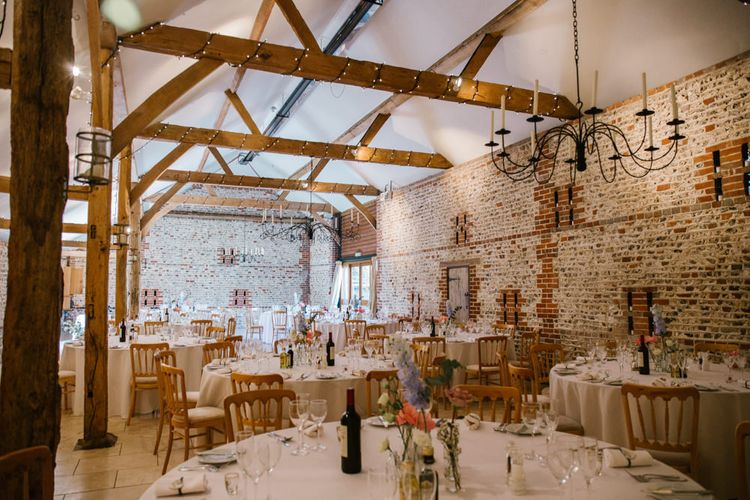 DIY Wedding at Upwaltham Barns with Bright Flowers | Danielle Victoria Photography