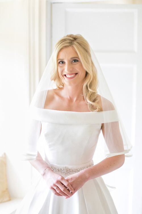 Elegant Wedding With Bride In Ronald Joyce & Bridesmaids In ASOS With Images From Anneli Marinovich And Film By Strawberry Wedding Films
