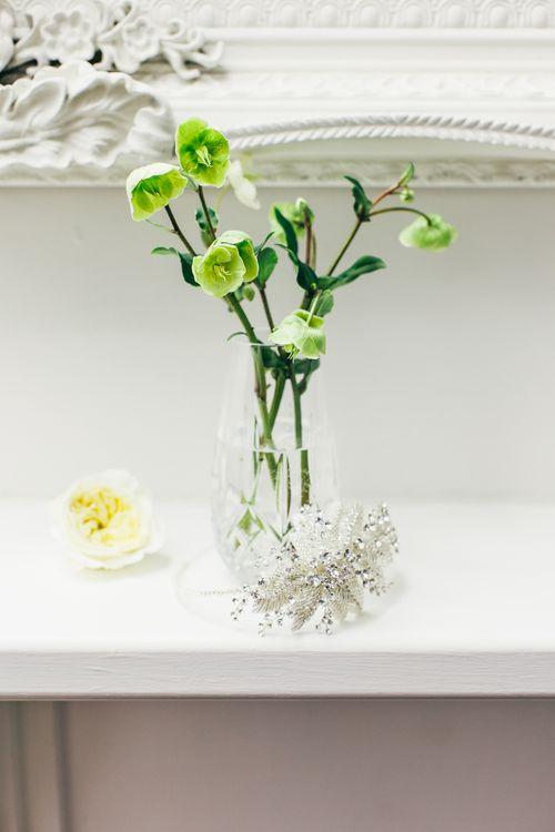 Crystal Cut Vase
