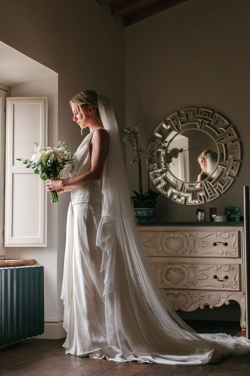 Wedding Dress by Delphine Manivet