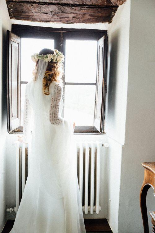Wedding Dress by Otaduy