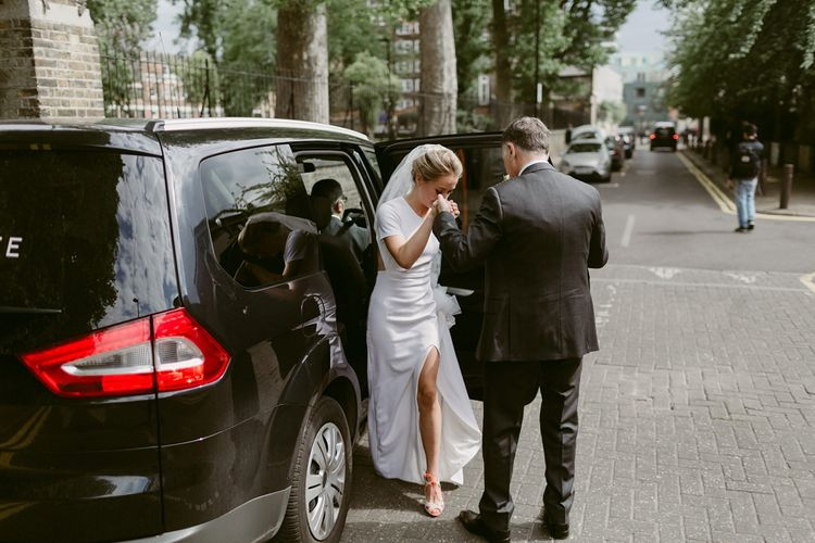 Dress by Bon Bride