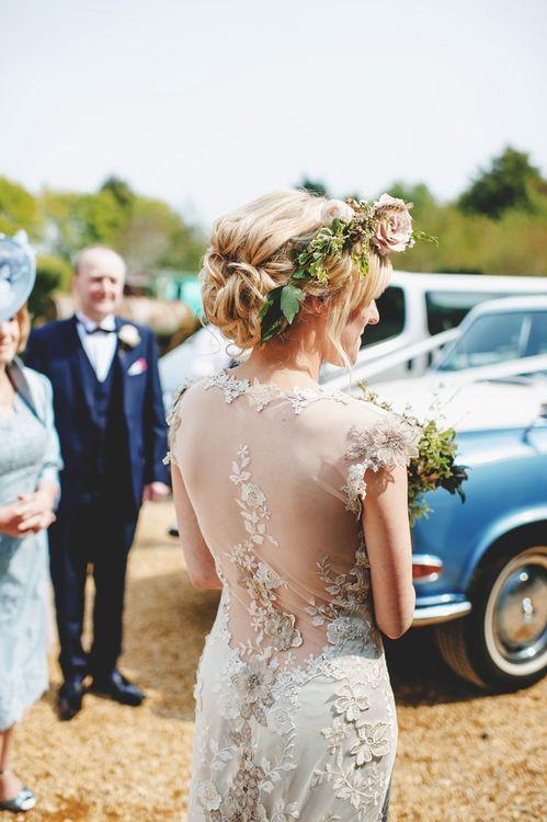Dress by Claire Pettibone