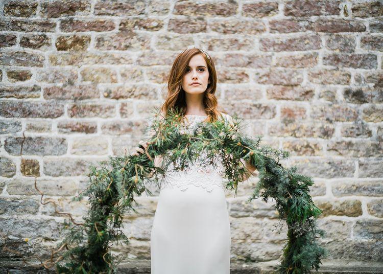 Stylish Winter Wedding Inspiration
