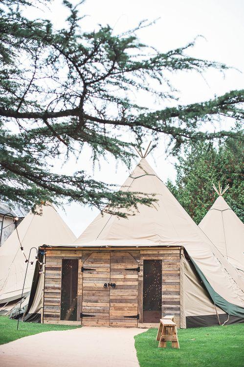 Coastal Tents Tipis