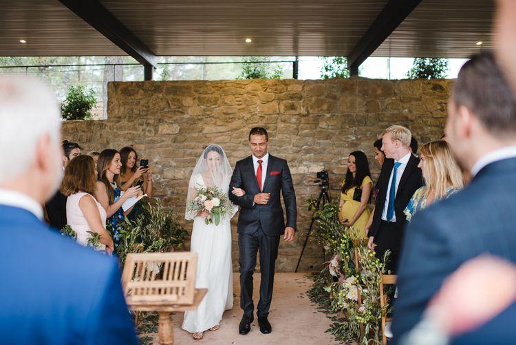 Bridal Ceremony Entrance