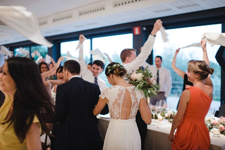 Wedding Reception Mr & Mrs Welocme