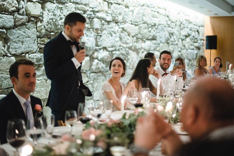 Wedding Reception Speeches
