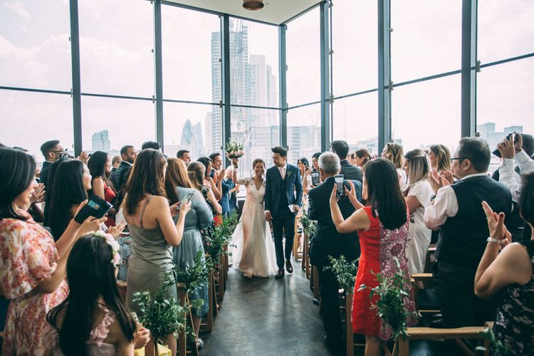 Ace Hotel Wedding Ceremony // A Thing Like That Photography