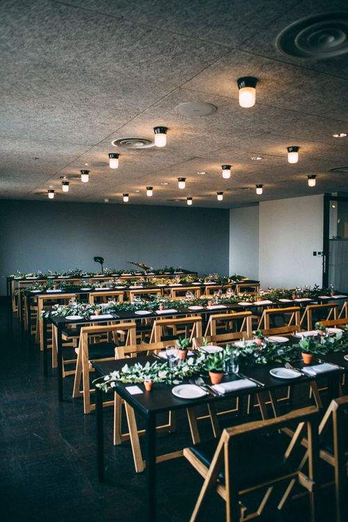 Ace Hotel Wedding Reception // A Thing Like That Photography