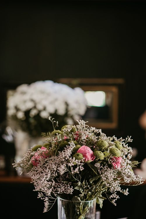 Pink Peonies & Wild Flowers | Authentic Spanish Wedding at Masia Ribas, Barcelona | Sara Lobla Photography