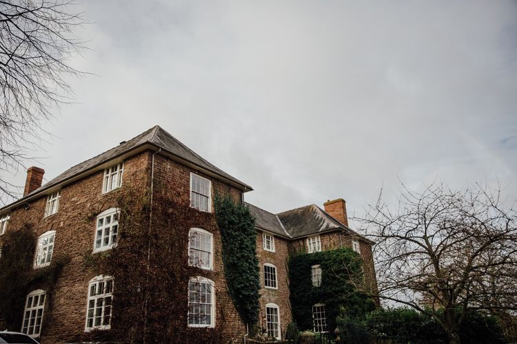 Dewsall Court on a January Day