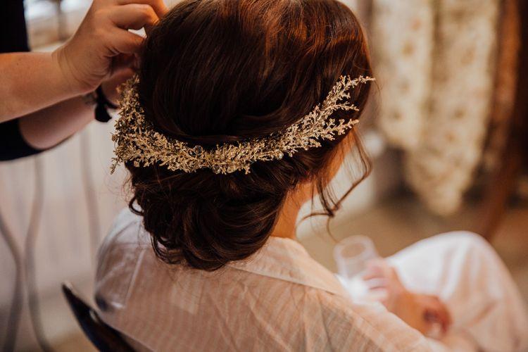 Bespoke Hair Halo byLori Muldoon