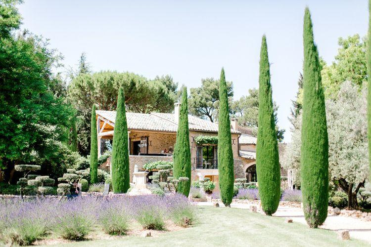 Domaine Les Roullets, Luberon, Provence