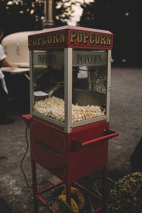 Popcorn Dispeser