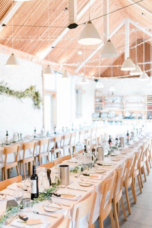 Rustic Barn, River Cottage Wedding Venue in Dorset