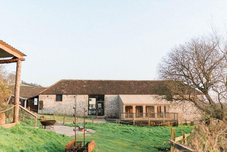 River Cottage Wedding Venue in Dorset