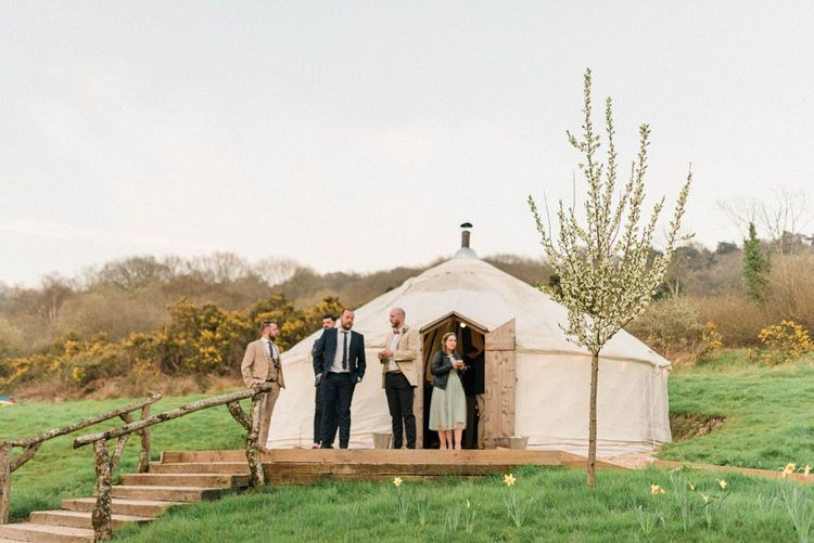 Bell Tent at River Cottage