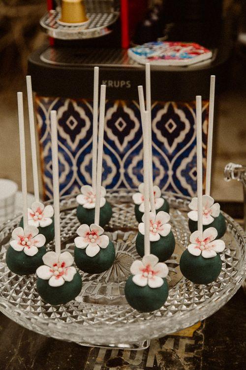 Wedding treats for dessert bar