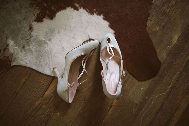 Vintage Style Emmy London Wedding Shoes