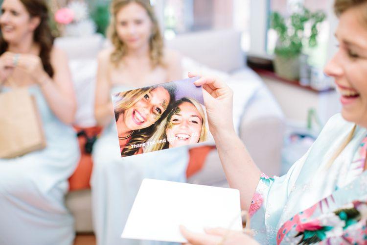 Wedding Morning Bridal Preparations | DIY Country Wedding at Warborne Farm, Lymington | Camilla Arnhold Photography